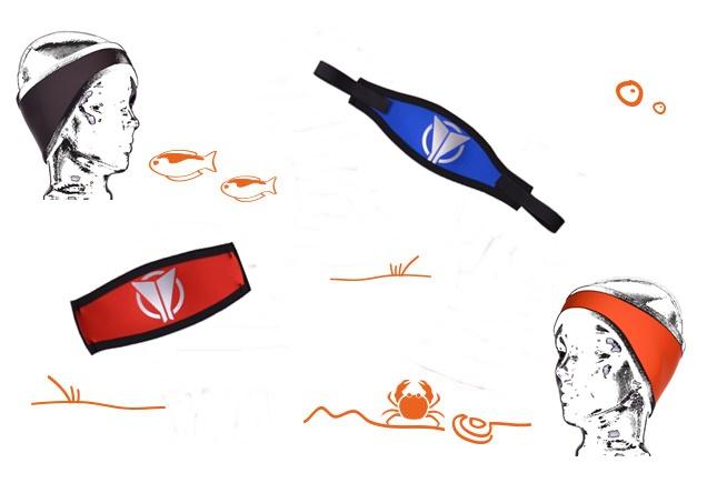 Barakuda Masken- und Strinbänder