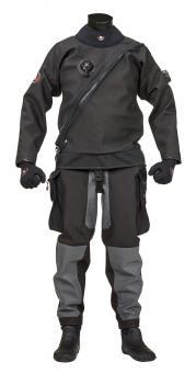 Ursuit Softdura Black    Trilaminat-Trockentauchanzug (Herrenmodell)