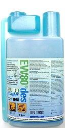 EW 80 Des Desinfektionskonzentrat (1 Liter)